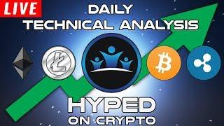 Crypto'N'Chill - Daily Cryptocurrency Technical Analysis & Learning