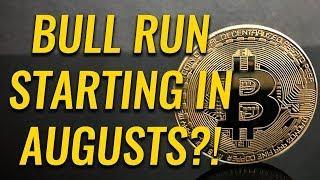Is Bitcoin & Crypto Heading For A Bullish August? BTC, ETH, LTC News