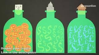 Bitcoin explained and made simple - Guardian Animations