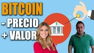 #BITCOIN Menos PRECIO Más VALOR