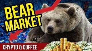 Bear Market Here! - CryptoCurrency Market Analysis - Crypto Market News