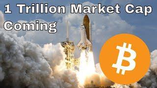 Why Bitcoin will CRACK the 1 TRILLION MARKET CAP!