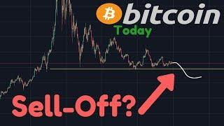 Bitcoin Sell-Off Incoming? | Global Economic Collapse Getting Closer!