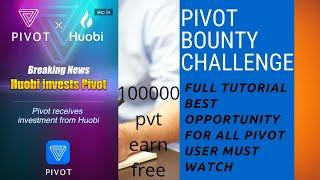 Pivot challenge video full tutorial (tech with trick)