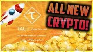 ALL NEW CRYPTOCURRENCY WITH HUGE POTENTIAL! | TAUCOIN ICO REVIEW