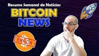 ???? Criptomoedas Disparam, Erro Grave no Bitcoin e mais! Resumo de Notícias Bitcoin News