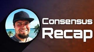 Consensus 2018 Crypto Highlight Video
