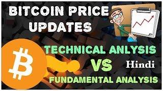 BITCOIN PRICE UPDATE TECHNICAL ANALYSIS AND FUNDAMENTAL ANALYSIS HINDI