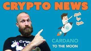 Cardano Will 250X | G20 Approves Crypto | Coinbase Google Ads Back | $XRP $TRX $BTC