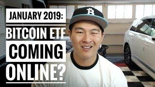 3rd Time is a Charm - CBOE Files for Bitcoin ETF - January 2019 Coming Online?