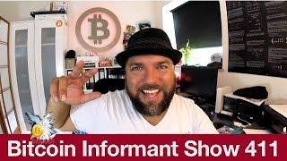 #411 Coinbase Geschenkgutscheine, Winklevoss Bitcoin ETF abgelehnt &Iran nationale Kryptowährung