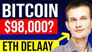 Bitcoin to $98,000? Ethereum DELAYED, Ice Age Explained