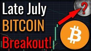 Bitcoin Is Approaching A VERY IMPORTANT Level! (Late July Breakout?)