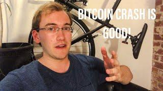 Bitcoin's Recent Price Decline Is A GOOD THING - Here's Why!