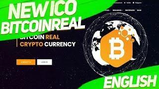 ????NEW ICO - Bitcoin Real [English]