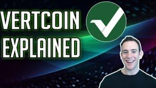 Vertcoin Explained | VTC Coin Review | Easy to Mine ASIC Resistant Cryptocurrency