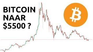 Bitcoin naar $5500?