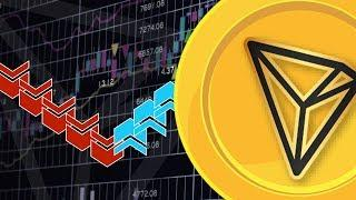 Tron Price TRX Still Going Down, But Technicals Show Positive Future