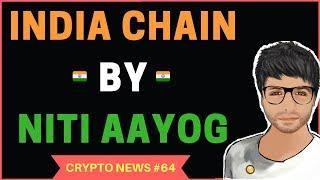 IndiaChain by NITI Aayog, BTCC China Exchange Relaunch, BTC Price Trend - Crypto News Hindi #64