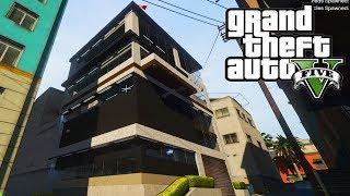 Bitcoin Billionaires Mansion! GTA 5 Real Hood Life 2 #167