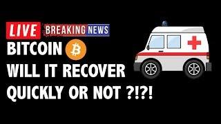 Will Bitcoin (BTC) Recover Quickly or Not?! - Crypto Market Technical Analysis & Cryptocurrency News
