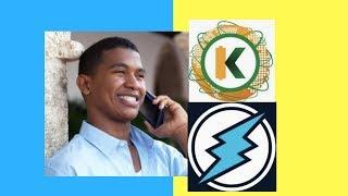 Electroneum + KWHcoin  Empowering the Unbanked & the Energy Poor