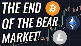 The End Of The Bitcoin & Crypto Bear Market... BTC, ETH, BCH, LTC & Cryptocurrency News!