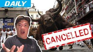 "Daily: Bull Run Cancelled?? | China Claims ""only 1% Trade Volume"""