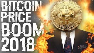 Bitcoin Price Recovers, and Will Blast Off Within a Month - Here's Why