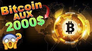 BITCOIN 2000$ POSSIBLE !!!??? BTC analyse technique crypto monnaie