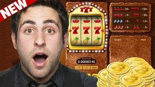 BEST SLOT MACHINE EVER! Top New Cryptocurrency Slot Machine (Play now and win!)
