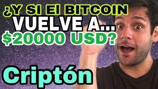 ¿Listo para que el Bitcoin vuelva a 20K usd? cripton