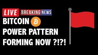 Power Pattern Forming on Bitcoin (BTC)?! - Crypto Market Technical Analysis & Cryptocurrency News