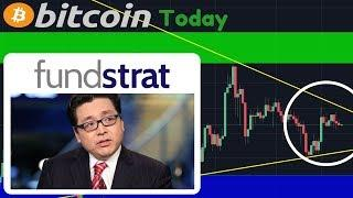 BTC To $18,162? | Low Volatility = Breakout? | Fundstrat Research, Has Bitcoin Bottomed Out?