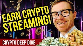Altcoin to Buy During the Dip? - Earn CryptoCurrency Streaming - Play2LIve Crypto ICO Review
