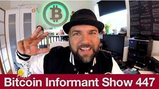 #447 Blockchain Association Washington, Altcoins sind tot & Bitcoin hat Tief erreicht
