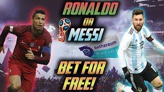 WHO WILL WIN THE WORLD CUP? | BET FOR FREE NOW! | BETHEREUM WORLD CUP IS HERE!