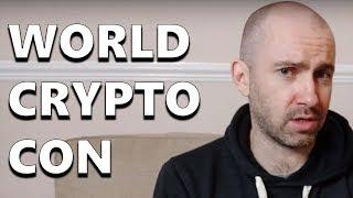 Preparing for World Crypto Con with SafeCoin