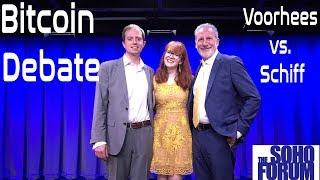 Bitcoin Debate: Erik Voorhees vs. Peter Schiff
