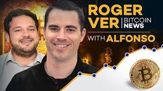 Bitcoin News | Roger Ver Loves Lightning Network, Tone Vays Debate, Bitcoin Cash Football
