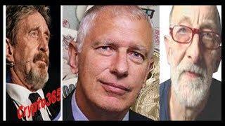 John McAfee, Clif High and Doug Casey Discuss Bitcoin and Financial Revolution of 2018