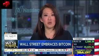 Wallstreet Embraces Bitcoin
