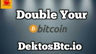 Double Your Bitcoin | New Activation Video | Genuine Platform | TamilScreenReview
