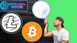 Bitcoin Bubble? - Litecoin Looking Bullish