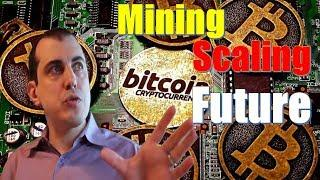 Andreas Antonopoulos Speaks About Bitcoin Mining, Scaling - The Future Of Cryptocurrencies