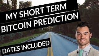 My EXACT Short Term Bitcoin Prediction- New Theory??