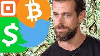 Jack Dorsey Is Normalizing Bitcoin (Square Cash App & Future of Bitcoin)