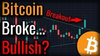 Bitcoin Breaks Bullish! Did Ethereum Just Bottom Out?