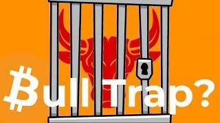 BITCOIN BULL TRAP? Technical Analysis on BTC
