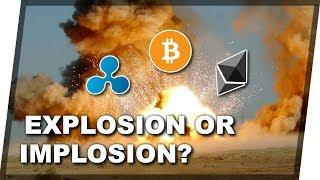 Are Cryptocurrency Prices About To Explode Or Implode? | Daily Crypto News 10/10/2018